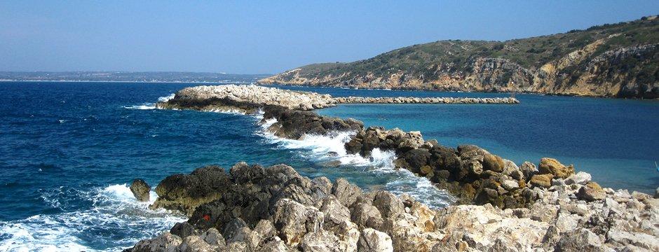 spiaggia di limnionas